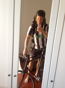 Football, cycling, enjoying nature?! I can live with that! ;)